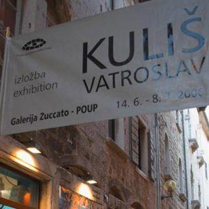 Vatroslav Kuliš - Galerija Zucatto